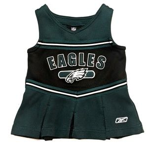 Reebok | Philadelphia Eagles Baby Cheer Dress 3-6M